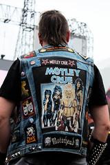 Mötley Crüe fan