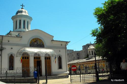 Biserica Sf. Gheorghe - CAPRA by claudiunh