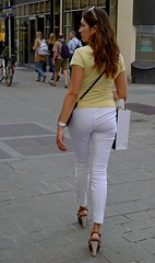 tight fit (try...error) Tags: vienna wien street leica woman sexy girl beautiful hair skinny back high pretty highheels legs skin boobs 5 butt babe bum attractive po heels streetphoto pippa rücken figur dlux bummer backshot dlux5