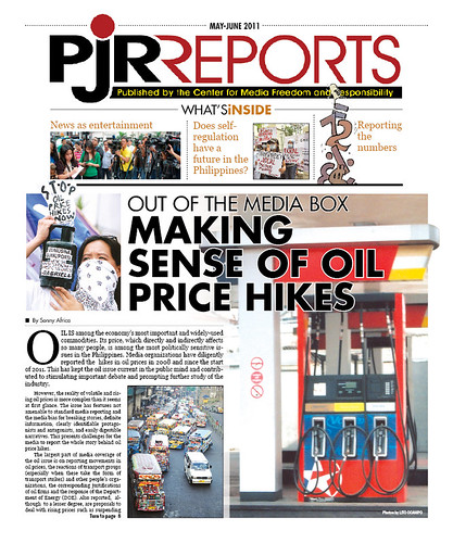 PJR Reports May-June 2011