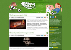 Prosa de Bola (codare) Tags: blog bola futebol sites prosa codare prosadebola