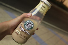 drug. (retr0spect) Tags: coffee photography natural good starbucks drinks vanilla daytona cappuchino frappuchino