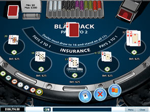 Blackjack 5 Hand Strategy