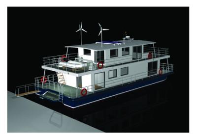 Small pontoon houseboat plans ~ Favorite Plans