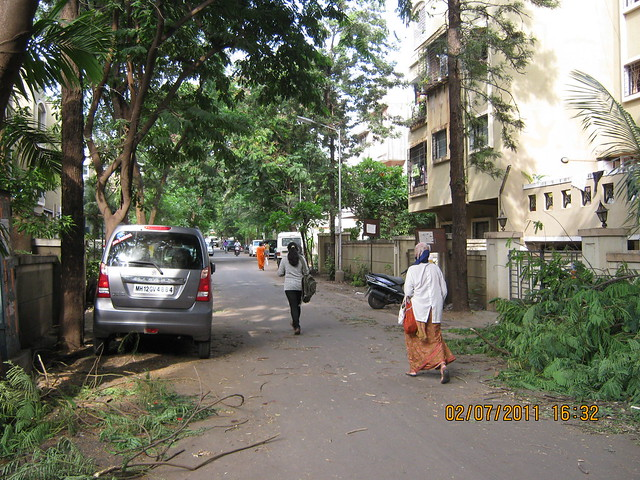 View of Suvarna Nagari Path to Pate Developers' Kimaya, 2 BHK Flats, Swami Vivekanand Road, Bibwewadi, Pune 411 037
