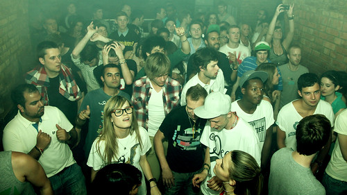 Redinho at Fabric (crowd)