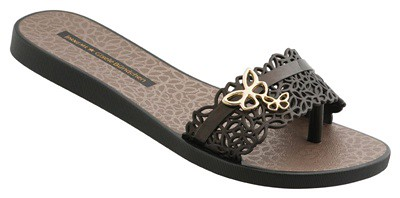Ipanema,Ipanema GB Butterfly,Ipanema GB Butterfly Slide Fem-black_blackgold