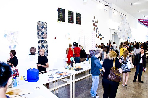 Summer Shows 2011: Round About Private View