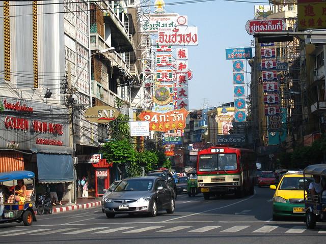 Chinatown (Yaowarat)