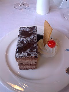 Jaraba | Restaurante Balneario de Sicilia | Tarta