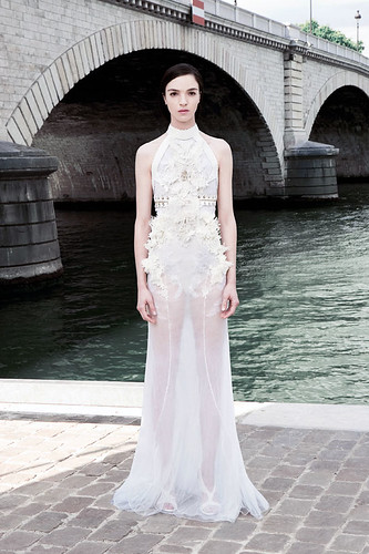Givenchy Runway Paris Fashion Week Haute Couture Richgirllowlife.blogspot.com