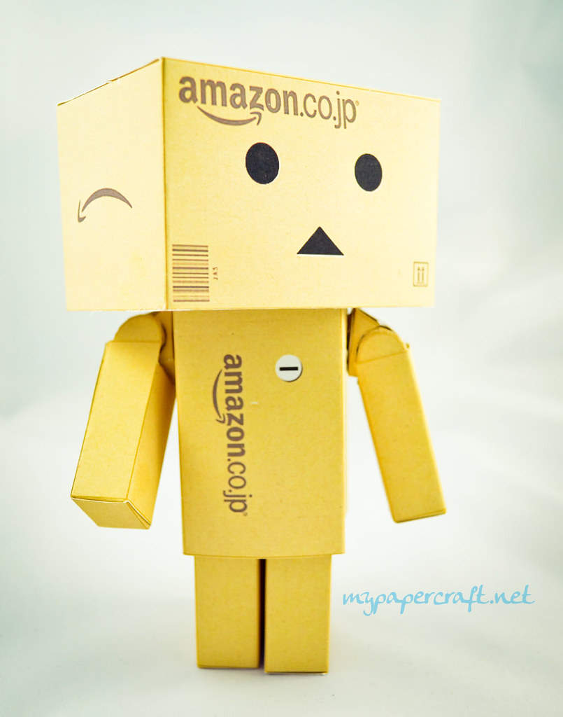 Danbo Papercraft Model