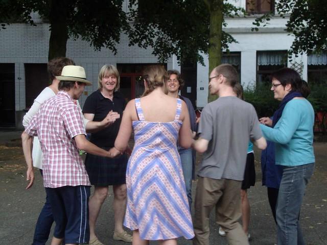 Folkjamdansang 06-07-2011 -09