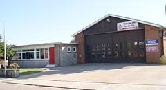 Isle of Wight - Freshwater (matthewleggott) Tags: rescue station fire isle wight freshwater
