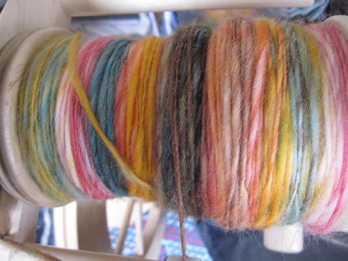 TdF break yarn