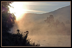 Morning Memory (Photographic Poetry) Tags: morning mist nature fog sunrise dawn atmosphere memory atmospheric