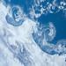 Ice Floes, Kamchatka Coast, Russia (NASA, International Space Station, 03/15/12)