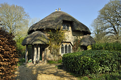 Gaunts Cottage (dawn.v) Tags: uk england house home rustic cottage lodge dorset april charming quaint thatched stanbridge thatchedcottage englishcottage chocolateboxcottage hintonparva gauntscottage stanbridgelodge