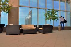 Sama Tower (Michaela Damm) Tags: sky pool architecture design nikon interior uae himmel architektur abu dhabi d90