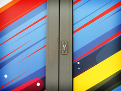 Door (Birmingham Phil) Tags: birmingham minimal diagonal abstarct minimalistic minimalist birminghamuk