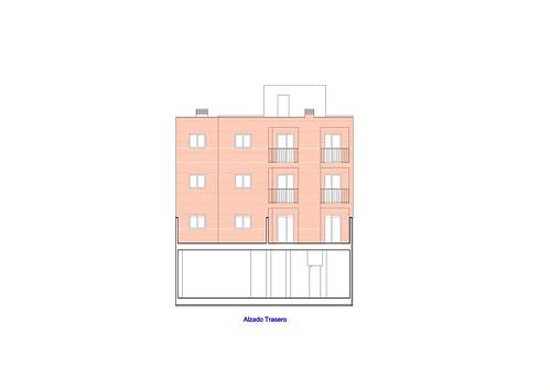 Edificio Menéndez Pelayo. Planos técnicos.