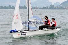 DSC_5665 (Davide Turrini) Tags: del championship garda european riva laser vela della 4000 fraglia