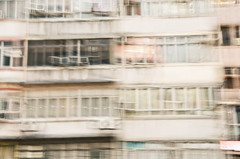 Hong Kong Life (Brendan  S) Tags: life city windows light urban holiday blur tourism window hongkong nikon flickr apartments apartment bokeh citylife blu