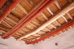 Kasbah ceiling, Ouarzazate