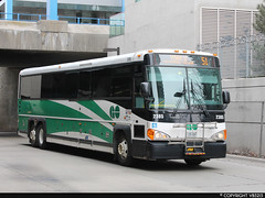 GO Transit #2385 (vb5215's Transportation Gallery) Tags: go transit 2008 mci d4500ct