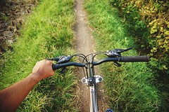 afternoon ride (I S E N G P R O J E C T) Tags: bike bicycle indonesia cycling asia afternoon dof ride bokeh farm sony riding tamron ultrawide grape a7 bekasi tamronaf1935mmf3545 sonya7