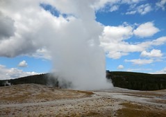 Old Faithful - Sep 16, 2016 (Jeffxx) Tags: yellowstone park 2016 september old faithful geyser