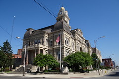 Allen County Courthouse (1882) (jaci starkey) Tags: 2016 ohio courthouses allencounty
