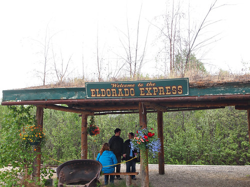 El Dorado Gold Mine – Fox, Alaska