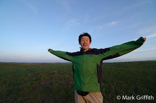 Hello Mongolia