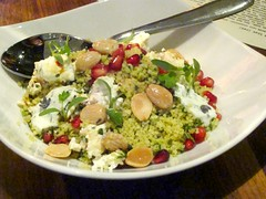 Pomegranate Cous Cous