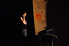 (Jacek Szust) Tags: sun black ecology trash hole greenhouseeffect jacekszust wwwfacebookcomszustphotography