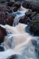 Misty looking water (Martin Hedlund) Tags: longexposure nature water rock river landscape nikon long exposure d90 danskafallen bestcapturesaoi mygearandme mygearandmepremium mygearandmebronze mygearandmesilver artistoftheyearlevel3 artistoftheyearlevel4