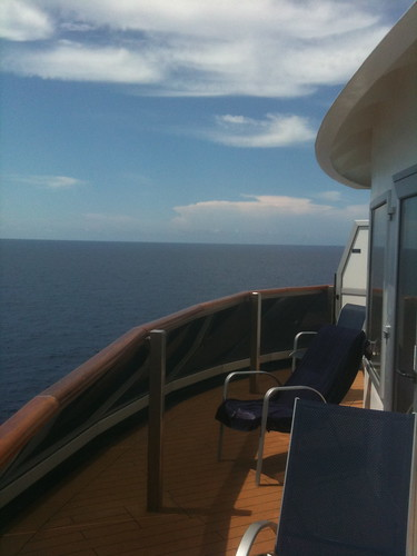 Aft View Extended Balcony Question - Carnival Cruise Lines ...