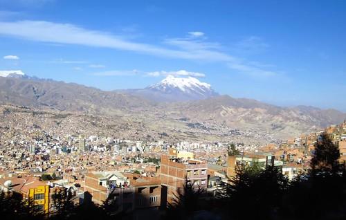 La Paz View