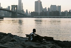 (Jesse_Jacobs) Tags: newyorkcity portrait selfportrait newyork film fashion brooklynbridge jessejacobs heyjessej