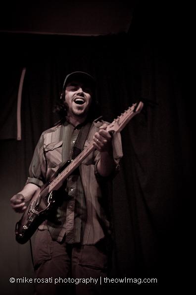 托比·科尔多瓦(Toby Cordova)吉他
