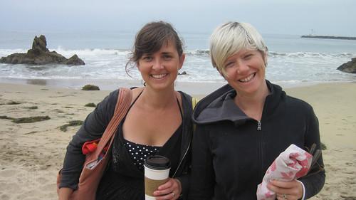 me and Deb