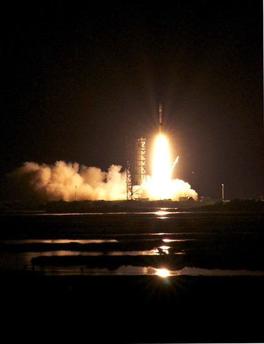 Minotaur Rocket Launch at NASA Wallops (3 of 6)