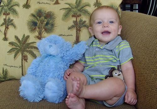David is 6 months!