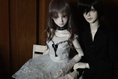 Reiko and Kaito