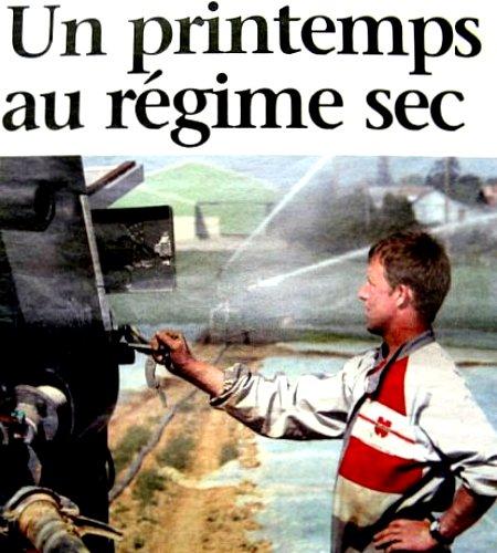 sécheresse du printemps 2003 météopassion