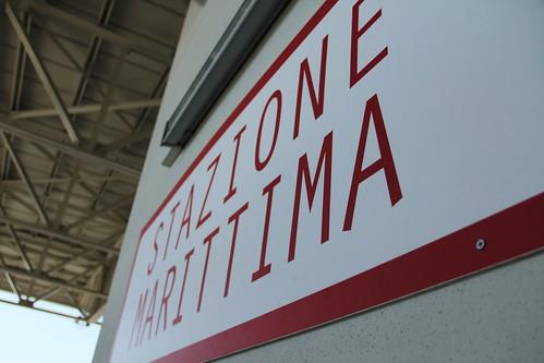 Bacino Stazione Marittima - Hafen
