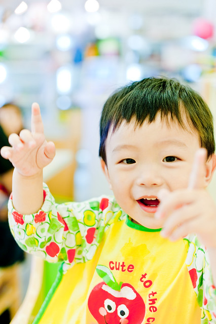 【天母】Baby Café親子餐廳
