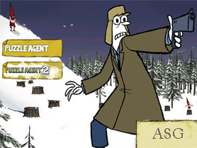 Puzzle Agent 2 - NEW Puzzle, Adventure Game [AllSmartGames]