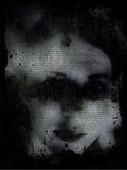 0 (DeeAshley) Tags: cameraphone blackandwhite black monochrome negro perspective monotone nb bandw oscura iphoneography
